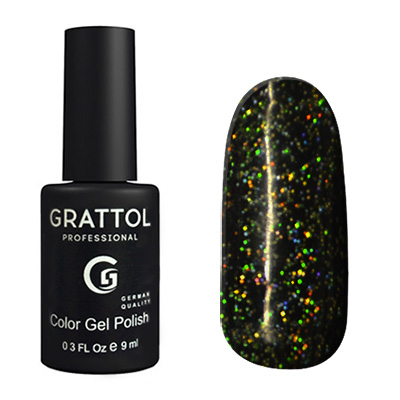 Grattol Color Gel Polish Diamond GTDM07