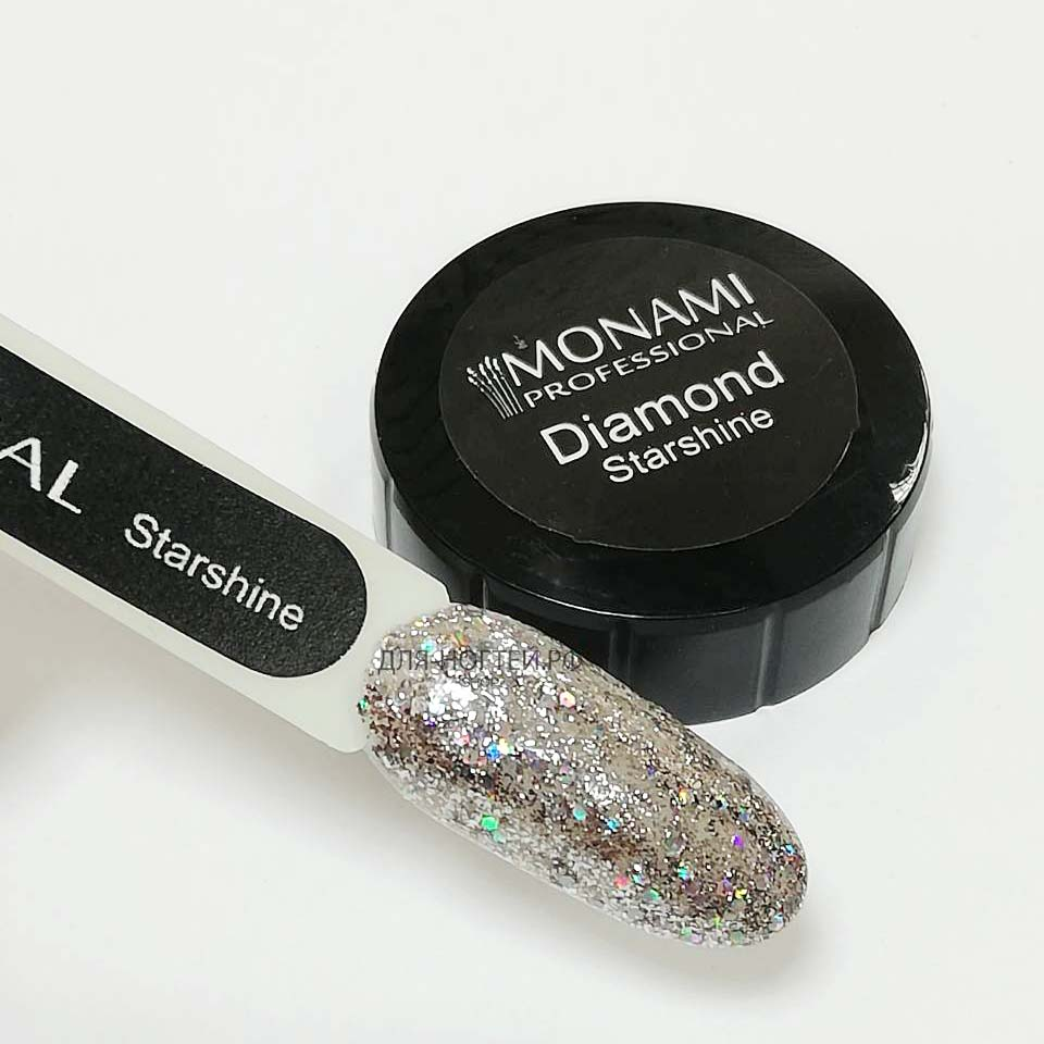 Monami Diamond Starshine для ногтей