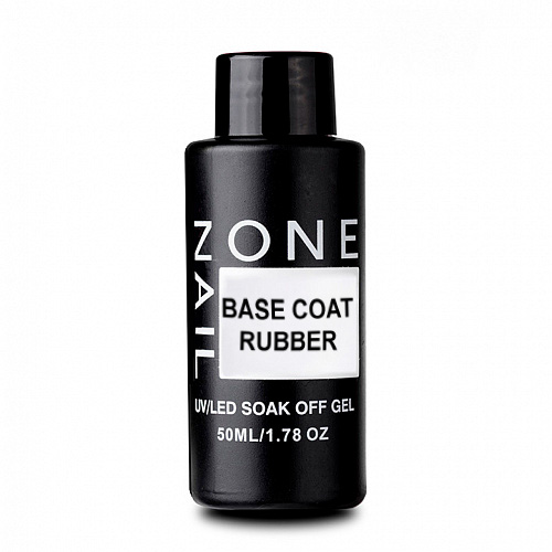 База OneNail Base Coat Rubber, 50 мл