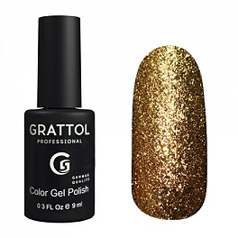 Grattol Color Gel Polish Vegas 010