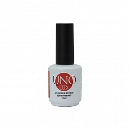 UNO LUX Color Gel White, Белый №240, 15мл