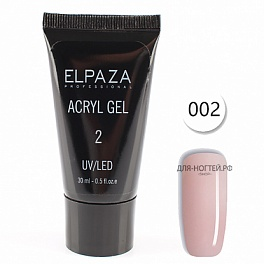 Acryl gel Elpaza №2, 30 ml