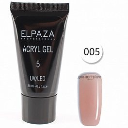Acryl gel Elpaza №5, 30 ml