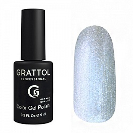 Grattol Color Gel Polish Sky Pearl GTC153
