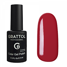 Grattol Color Gel Polish Red Wine GTC021